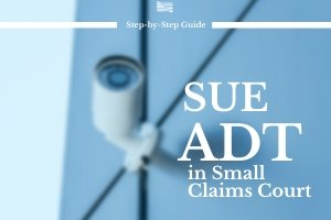 ADT small claims