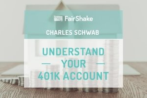 charles schwab 401k account