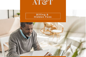 AT&T billing and fees