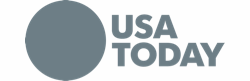 USA today blank background - rectangle