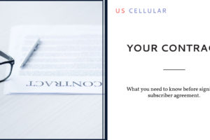 US Cellular Contract Explainer Featured Image