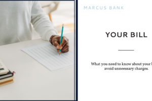 Marcus Bank Bill Explainer
