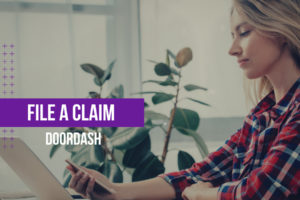 DoorDash File a Claim Featured Image