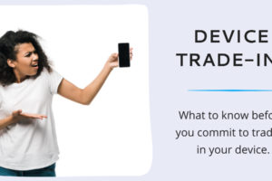 Device Trade-Ins